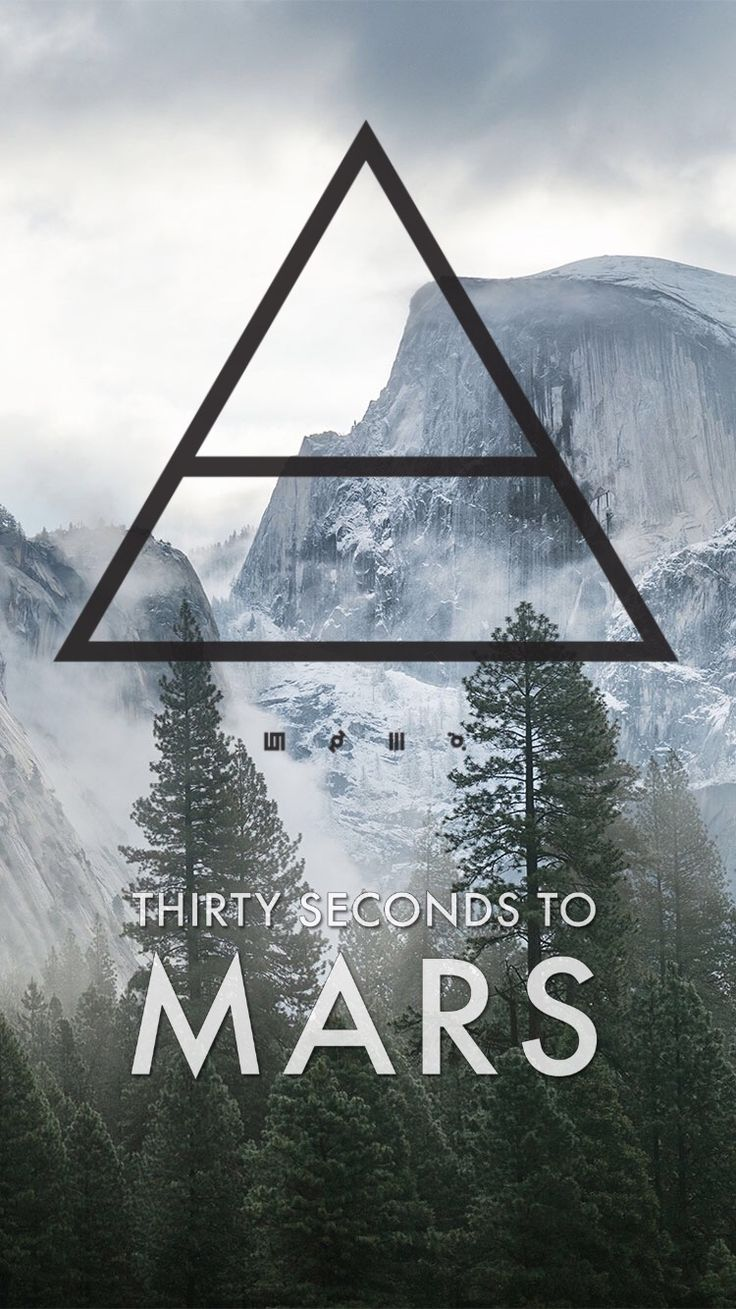 30 Seconds To Mars Iphone Wallpaper
