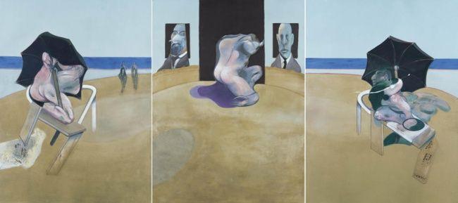 Фрэнсис Бэкон — «Триптих»