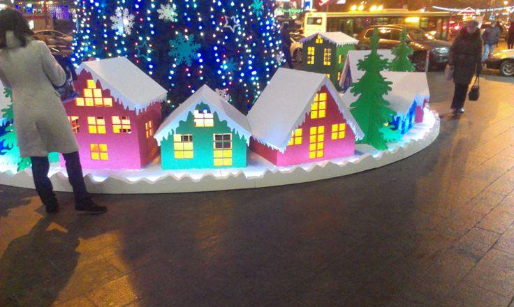 Новогодние домики для детей: декорации домики на улицу площадь или в парк, новогодняя композиция под елку, детские домики для детей, детские домики игровые для детей, детские домики с подсветкой, детские домики на дачу, игровые домики светящиеся для детей