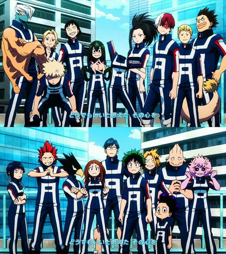 Boku no Hero Academia || Season 2 || #mha