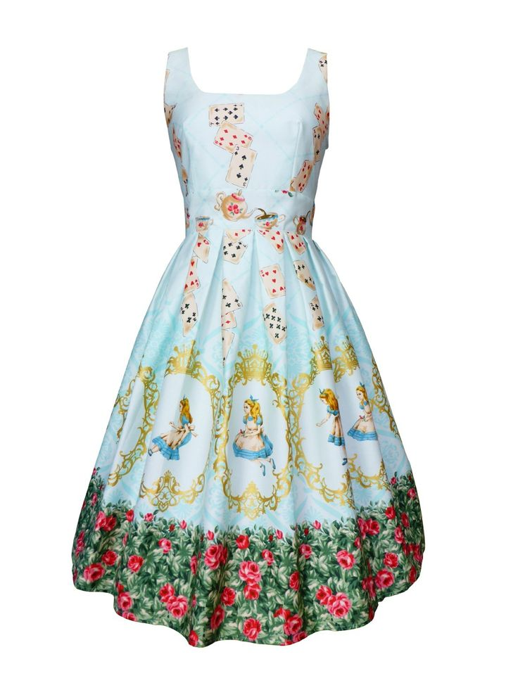 alice  wonderland couture dress style alice