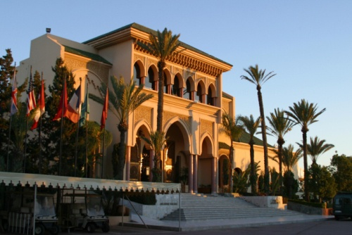 Hotel Atlantic Palace Golf-Thalasso & Casino Resort Agadir (Agadir, Maroko)