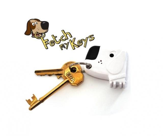 Dźwiękowy brelok do kluczy    http://crazygifts.pl/shop/szczegoly/41/dzwiekowy-breloczek-do-kluczy-pies