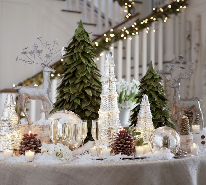 17 Best Images About Pottery Barn CHRISTMAS On Pinterest