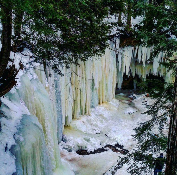 Eben Ice Caves... Hiawatha National Forest, MI