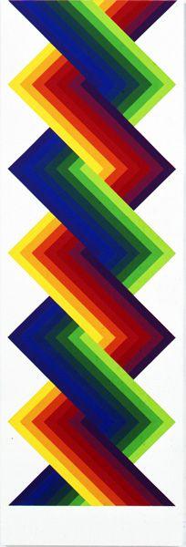 Série 59, n°8 by Julio le Parc (1974)