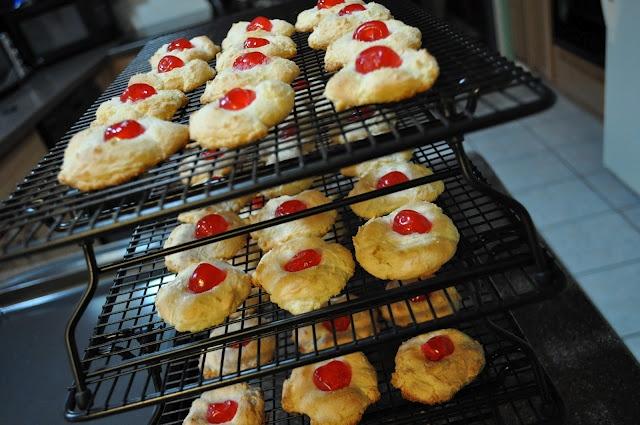 Italian Almond Paste Cookies