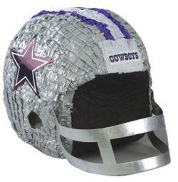 Dallas Cowboys Helmet Pinata