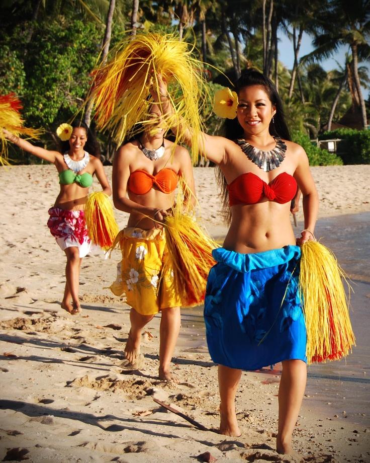 Squirt hawaii teenie girls