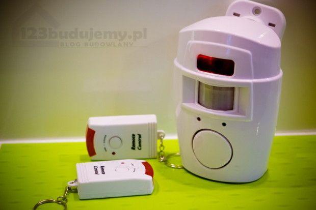 ORNO OR-MA-707 mini alarm do garażu piwnicy strychu a nawet do lodówki !
