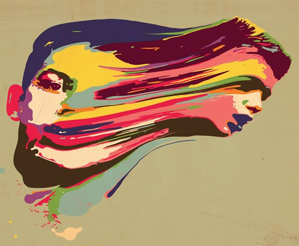 These pieces by illustrator Steve Wilson blow my mind. I am in absolute awe. [jaw. hitting. floor.]