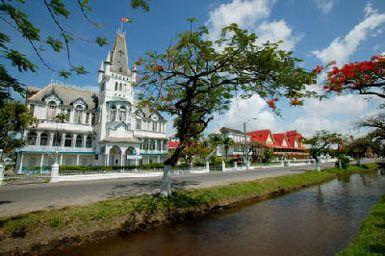 Georgetown, Guyana City Hall