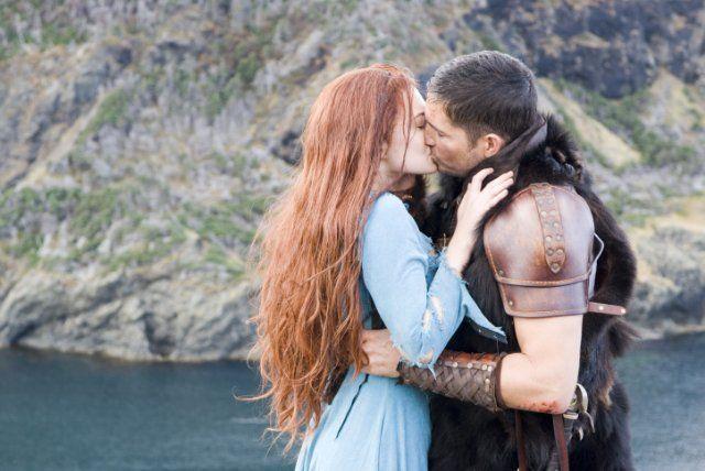 Freya, Viking warrior princess. How cool is she?!