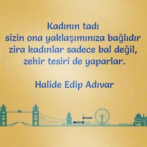 * Halide Edip Adıvar
