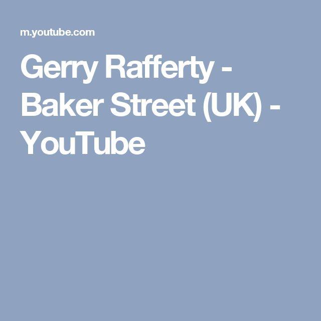 Gerry Rafferty - Baker Street (UK) - YouTube