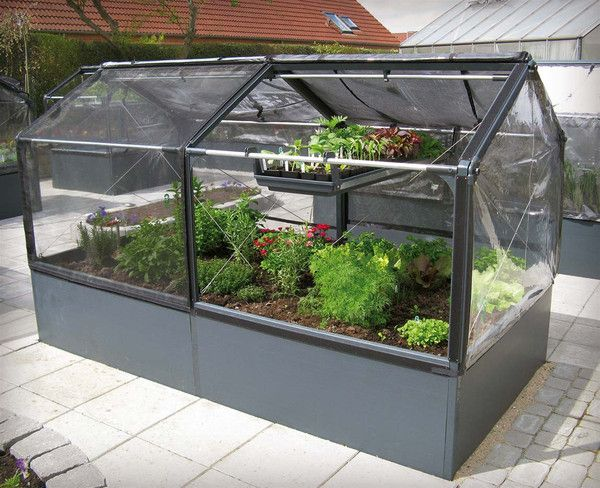 Modular raised garden bed pest proof netting Raised garden bed covers