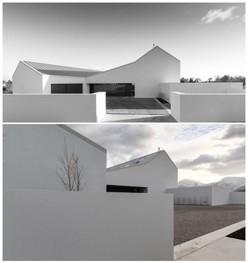House Maghera, Ireland | McGonigle McGrath