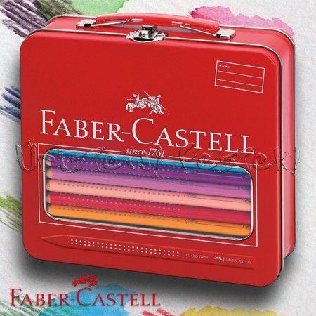 Akvarellceruza készlet - Faber-Castell Malset - Jumbo Grip Aquarelle 201312/ 14 580Ft