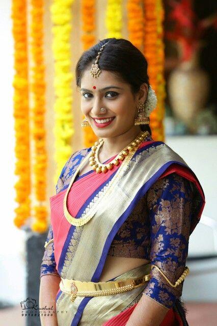 Kannada bride, Karnataka