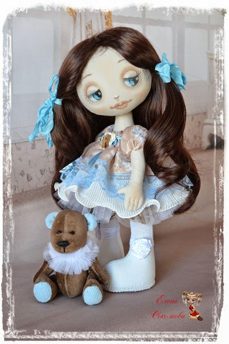 Soul of a rag doll: большеножки