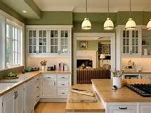 white kitchen red microwave - Yahoo Image Search Results