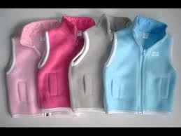 Resultado de imagen para moldes de ropa de bebe en polar gratis