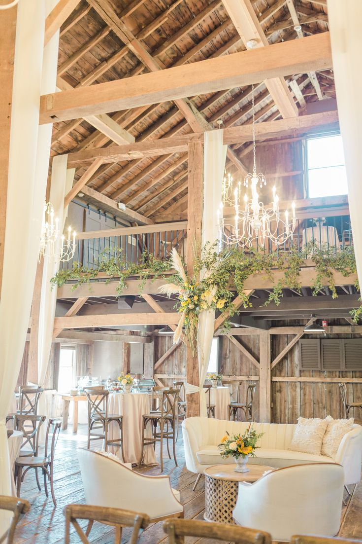 Party in the Barn | Wedding venues indianapolis, Simple ...