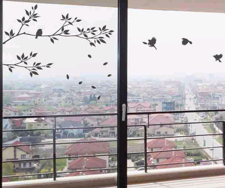 Best Window Stickers Images On Pinterest Window Stickers - Vinyl stickers for glass doors
