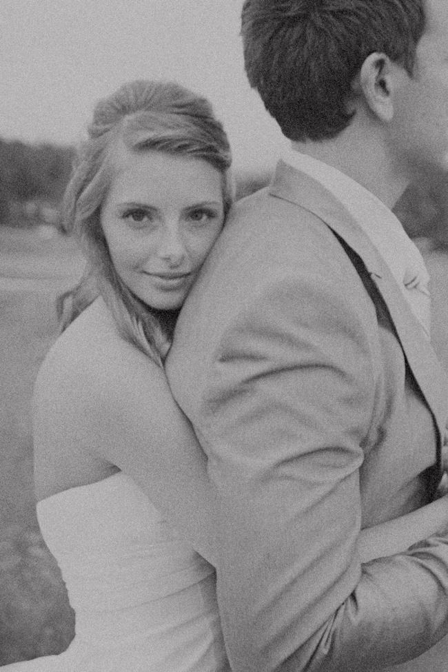 adorable wedding pictures! I didn't have money to get engagement pictures, so I can't wait for wedding pics!!