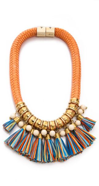 Love this: HOLST + LEE Holst Lee Miranda Forever Necklace @Lyst