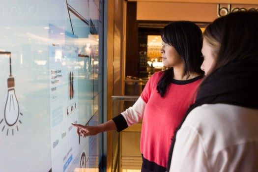 Westfield partners with online auction site to bring digital storefronts to San Francisco.