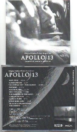For Sale - Annie Lennox Apollo 13 - Soundtrack USA Promo  CD album (CDLP) - See this and 250,000 other rare & vintage vinyl records, singles, LPs & CDs at http://eil.com