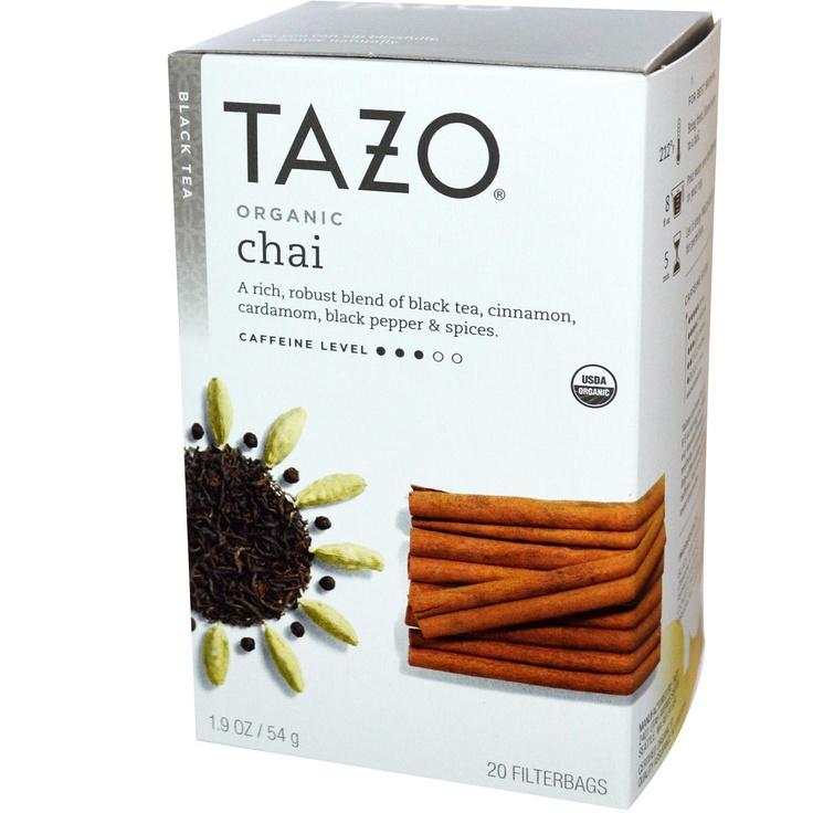25+ best ideas about Tazo on Pinterest | Passion tea ...