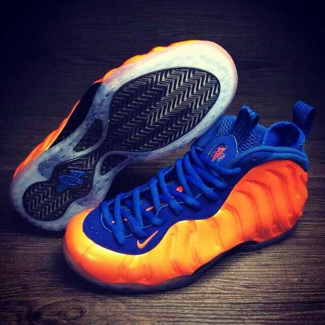 nike foamposites on sale blue suede nikes
