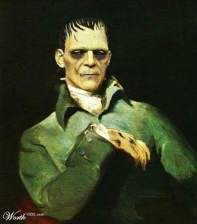 Pin by Beezee on FRANKIE FRANKIE in 2020 | Frankenstein ...
