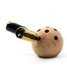 Winebowl Bottle Holder Mogg