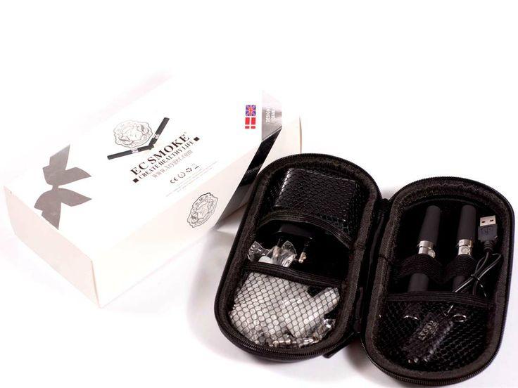 Con el código de descuento REBAJAS. Este kit eGo-C duo, con dos cigarros electrónicos te sale por 39€ ¿Lo has encontrado más barato?