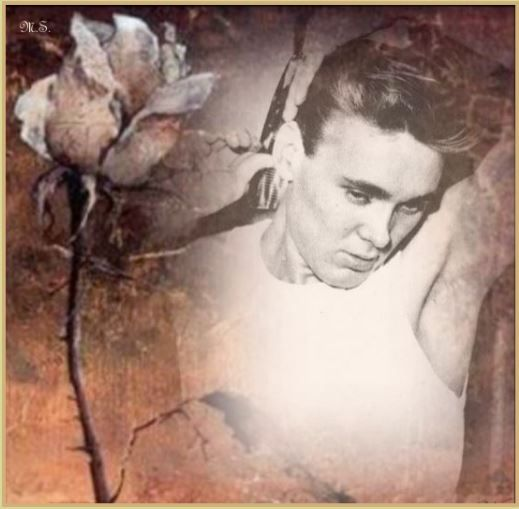 Billy Fury by Maureen Spurr.