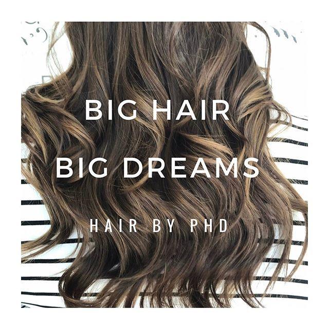 • b i g  d r e a m s • .  .  .  .  Hair by Bec at our Carlingford Salon .  .  . . . .  #hair #hairstyles #haircolour #haircut #braids #instafashion #squad #style #brownhair #hairoftheday #hairideas #balayage #hairfashion #hairofinstagram #coolhair #picoftheday #ombre #highlights #babylights #colour #schwarzkopfproaus #longhair #curls #messyhair #texture  @schwarzkopfproanz