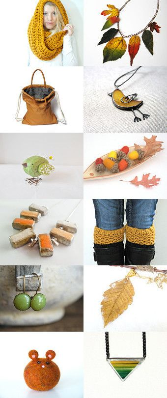 Warm January gifts by Teresa on Etsy