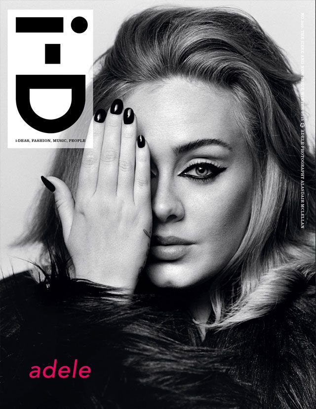 The Here and Now Issue No. 340 Winter 2015 Adele by Alasdair McLellan