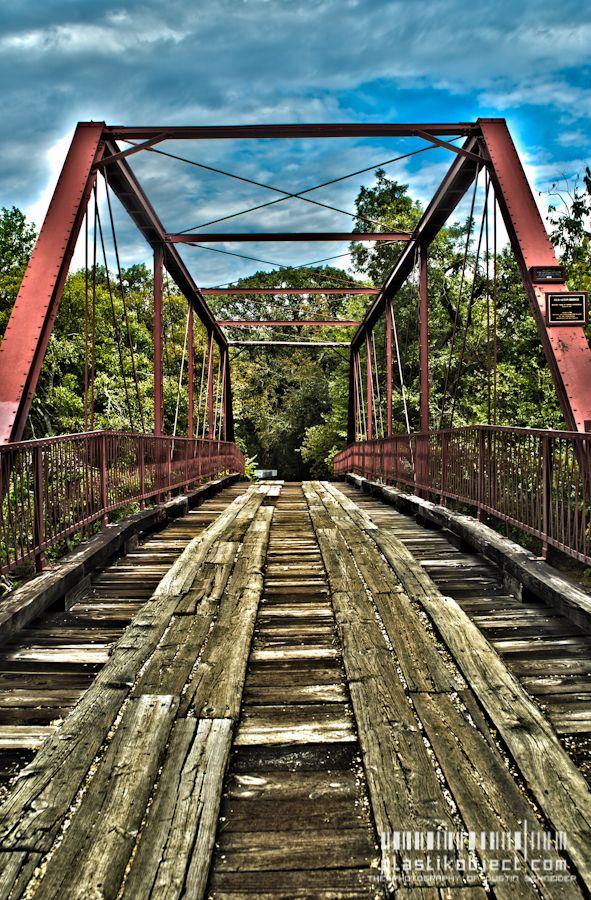 goatman's bridge denton - Google Search | Haunted Places | Pinterest
