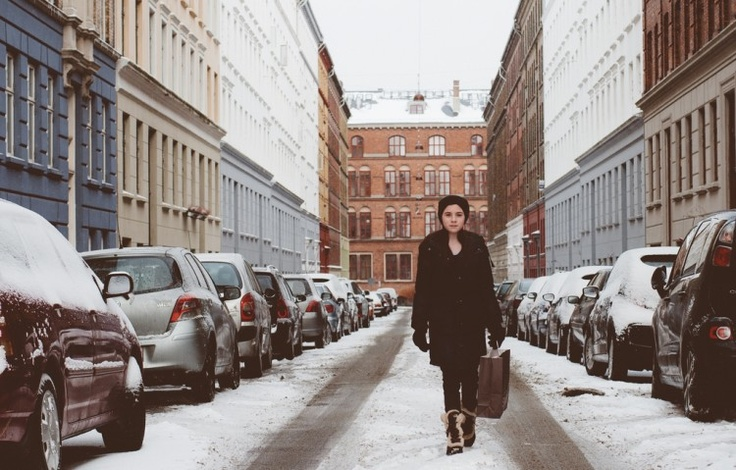 Østerbro in winter. Read Traveling Mama's blog: http://travelingmama.net/?p=15726