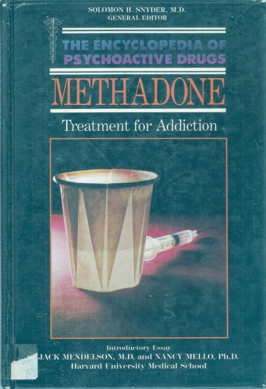 METHADONE TREATMENT for ADDICTION heroin psychoactive drug abuse opiates #ad