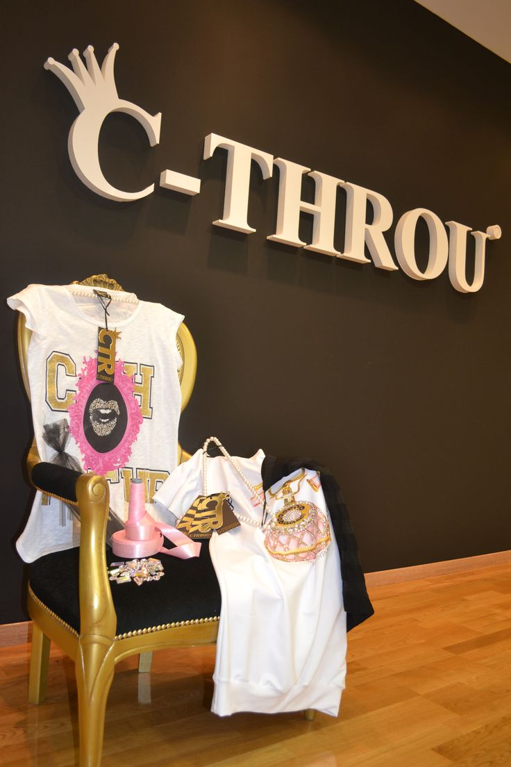 Spring/Summer 2014 coming soon!!!! If you like elegance, then you have to love C-THROU. #cthrou #c_throu #clothes #collection #ss2014 #newcollection