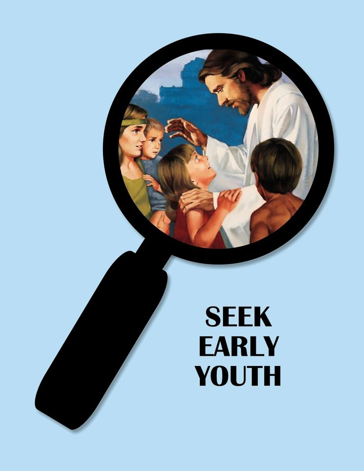 Camille's Primary Ideas: Seek the Lord Early