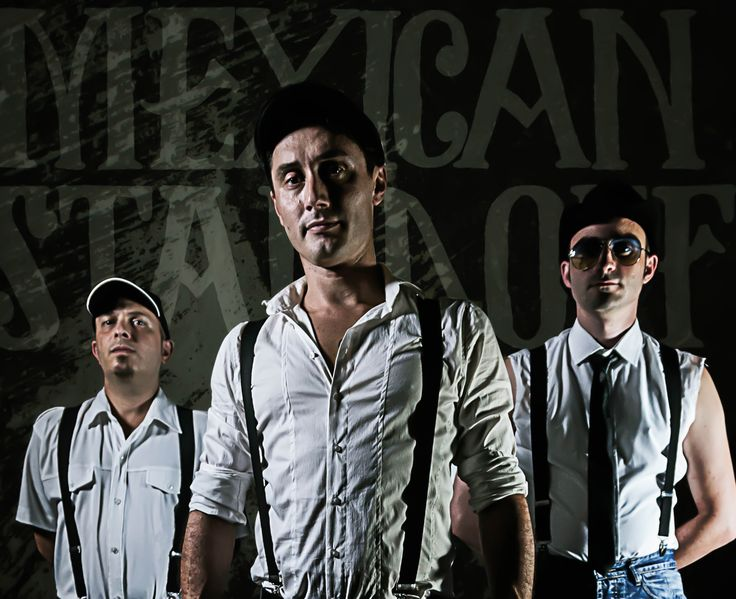 MEXICAN STANDOFF | Official Page