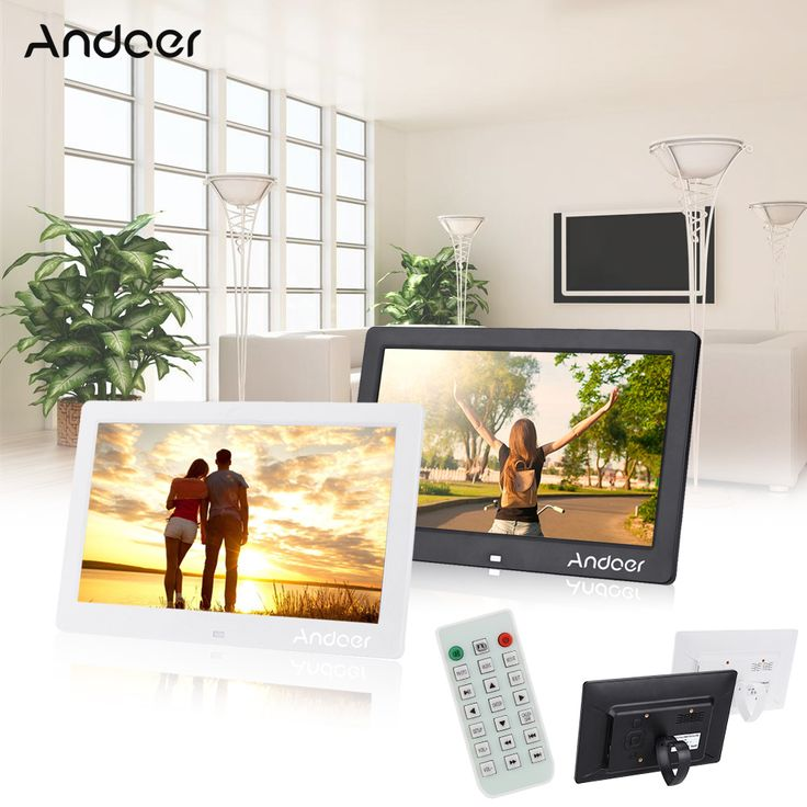 Buy best black eu Andoer LCD Digital Photo Picture Frame Alarm Clock from LovDock.com. Buy affordable and quality Digital Photo Frame online, various discounts are waiting for you