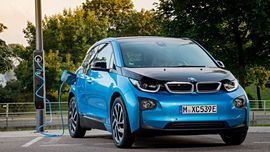 BMW to introduce new i3 EV next year?     - Roadshow  Enlarge Image  BMW added a larger battery as an option for 2017 i3 models but is that enough to spur a massive uptick in sales? Photo by                                            BMW                                          BMW has said it wants to sell 100000 electric vehicles per year as early as 2017. Right now its sole electric vehicle  the i3  covers about 25 percent of that goal. So how can BMW meet this lofty target? By rolling…