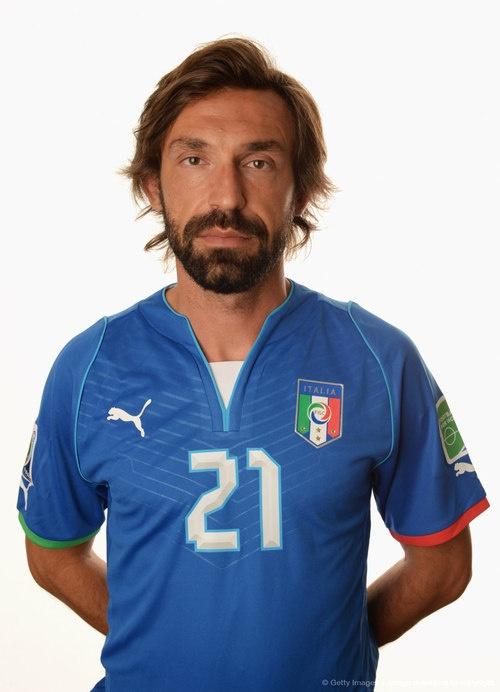 Andrea Pirlo Milano Giorno e Notte - We Need You! http://www.milanogiornoenotte.com
